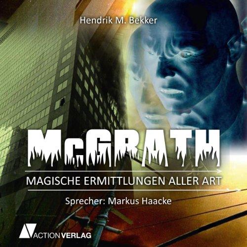 McGrath: Magische Ermittlungen aller Art Titelbild