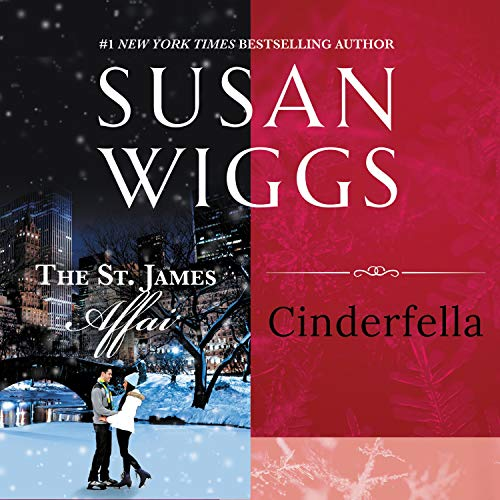 The St. James Affair & Cinderfella Audiobook By Susan Wiggs cover art