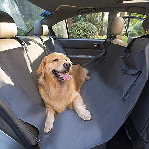 Dog Car Boot Guard Dark Color Puppy Car Seat for Cars Trucks & SUV