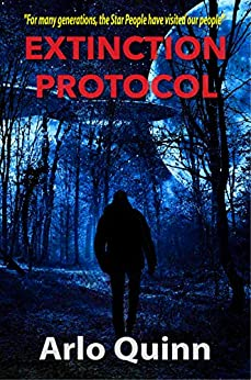 Book cover image for Extinction Protocol
