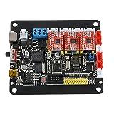 1. Eje doble Y, uso todoterreno, XYZ o XYY. 2. Potencia láser: 12 V, 775 potencia del motor: 24 V. 3. La salida láser 2P / 3P soporta la función pwm TTL 4. Para máquinas de grabado láser, máquinas de grabado, máquina de grabado CNC, etc.