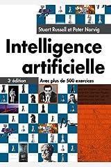 INTELLIGENCE ARTIFICIELLE 3E EDITION Hardcover