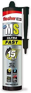 Fischer 552136 MS Ultra Fast kit (cartridge 290 ml) wit Mono Polymeer