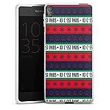 DeinDesign Sony Xperia E5 Coque en Silicone Étui Silicone Coque Souple Paris Saint-Germain Produit...