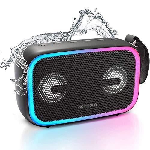 Bluetooth Speaker, ASIMOM 28W Portable...