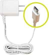 for Motorola Baby Monitor Charger Power Adapter, 9.7 Feet Extra Long Cord, MBP33S MBP36S MBP36XL MBP38S MBP41S MBP43S MBP843 MBP853 MBP854 MBP855 Connect, for Parent Unit, Micro USB Plug DC 5V 1000mA