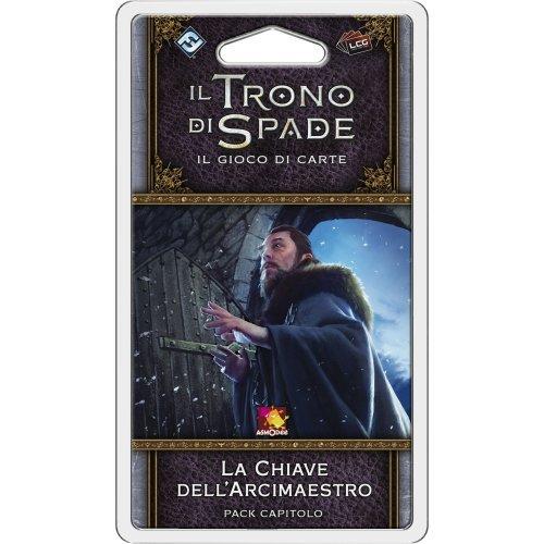 Asmodee Italia-Juego de Tronos LCG 2nd Ed. expansión de la llave del arcimaestro, color, 9229 , color/modelo surtido