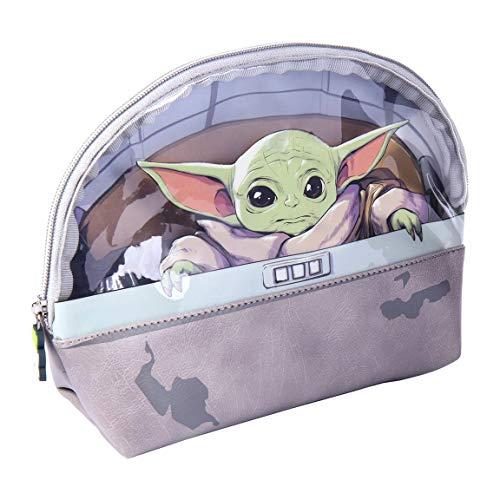 CERDÁ LIFE'S LITTLE MOMENTS Bolsa de Aseo Baby Yoda con For