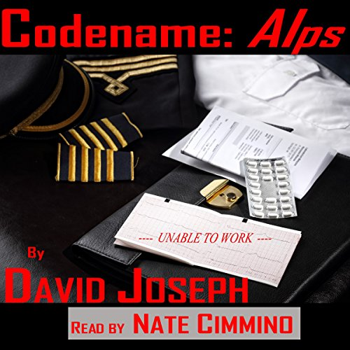 Codename: Alps audiobook cover art