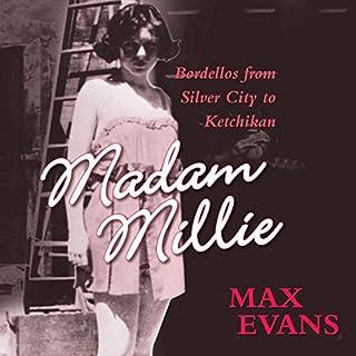 Madam Millie audiobook cover art