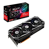 ASUS ROG Strix AMD Radeon RX 6700 XT OC Edition Gaming Graphics Card AMD RDNA 2, PCIe 4.0, 12GB GDDR6, HDMI 2.1, DisplayPort 1.4a, Axial-tech Fan Design, 2.9-Slot, Super Alloy Power II, GPU Tweak II