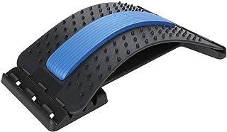 BESPORTBLE 2 Pi/èces Dispositif D/étirement du Dos Masseur de Dos Correcteur de Posture Support de Dos en Plastique pour Chaise de Bureau Support de Colonne Vert/ébrale Dispositif D/étirement