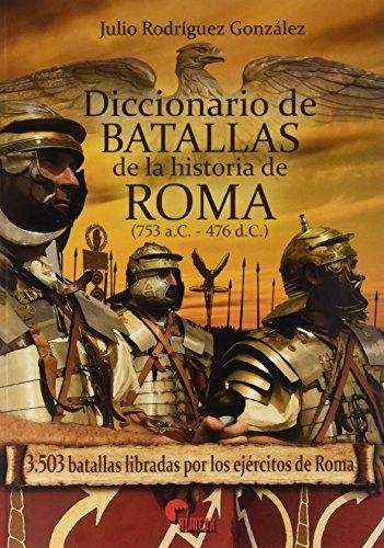 Diccionario de batallas de la historia de Roma (753 a.C.-476 d.C.)