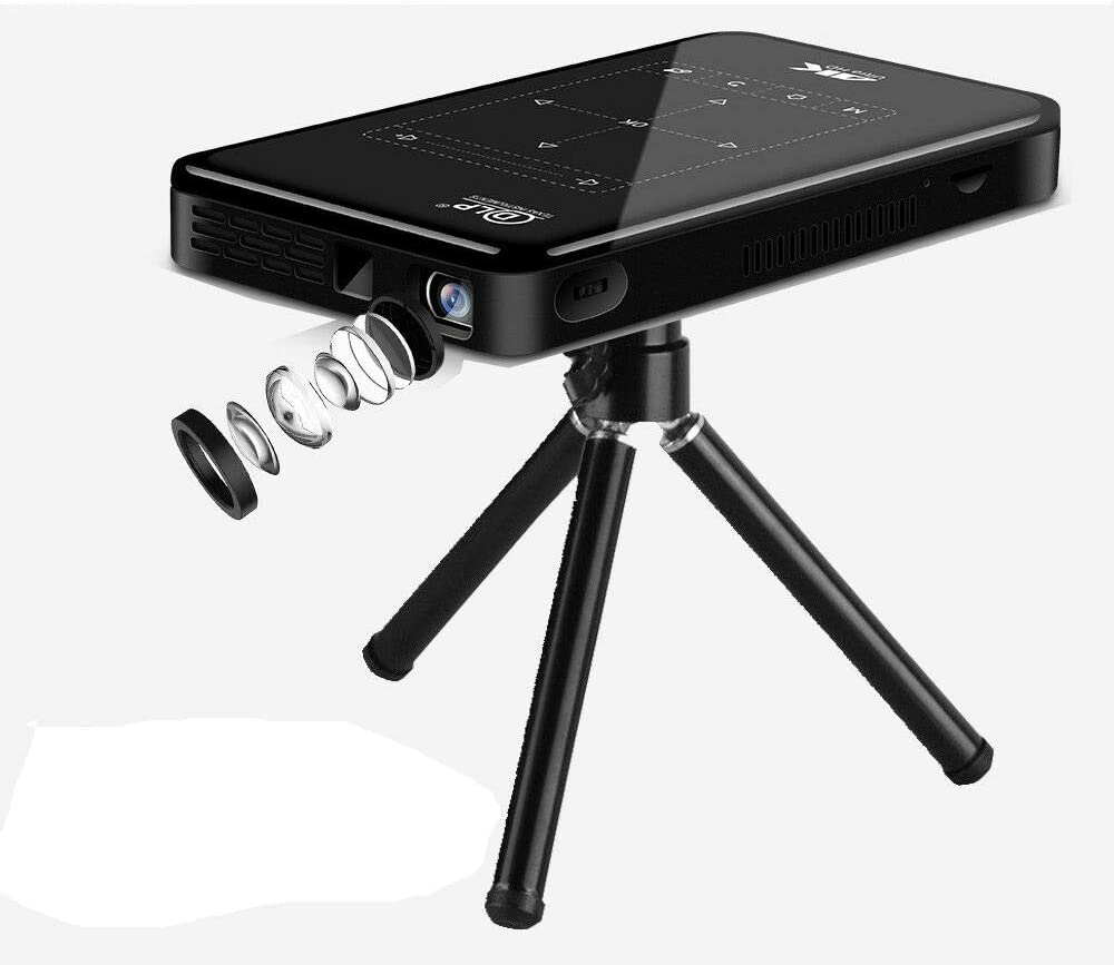 ROMIX Mini Portable Pocket Smart Projector and DLO HD-in Seasonal Wrap Introduction Max 66% OFF HD with