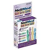 NeilMed Ear Spin Safe - 4 Spin-Safe Reusable Ear Cleaning Tools