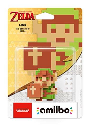 Nintendo - Figura amiibo Link 8-Bits, Serie Zelda