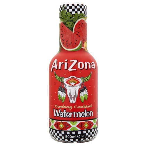 Arizona, Cowboy Cocktail, Tè Freddo all'Anguria, 500 ml