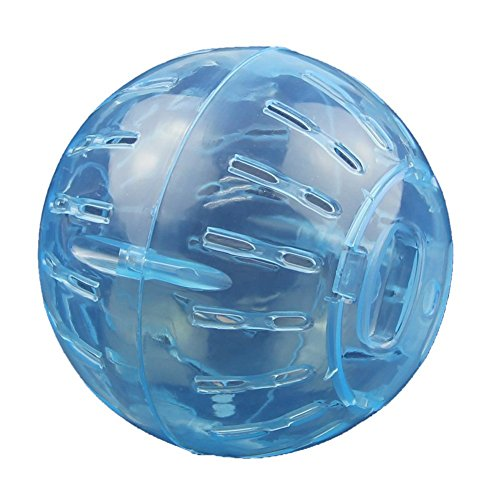 TOOGOO(R) Joue de balle Balle d'exercice en plastique pour les souris, les mammiferes et les hamsters