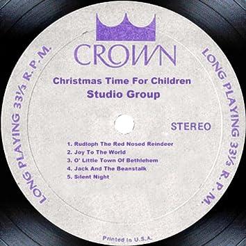 Christmas Time For Children