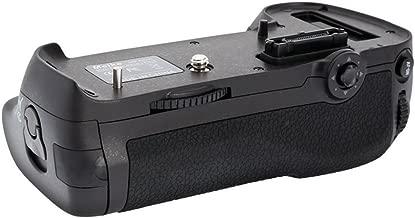 Meike Vertical Battery Grip Pack for Nikon D800 D810 D800E D810A DSLR Camera Replacement for Nikon MB-D12 Compatible with EN-EL15 Batteries
