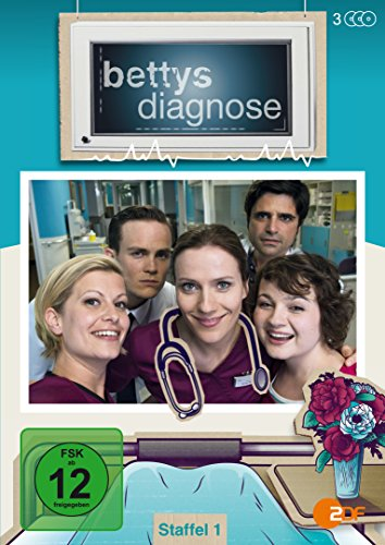Betty Diagnose (Staffel 1) [3 DVDs]