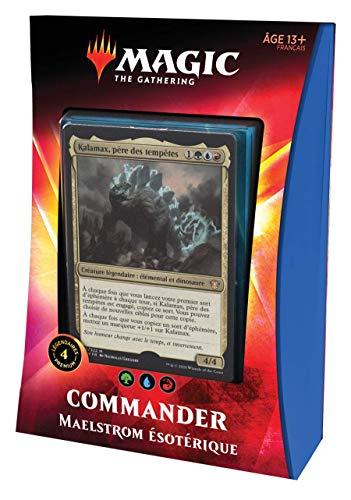 Magic: The Gathering, Deck Commander Maelstrom ésotérique