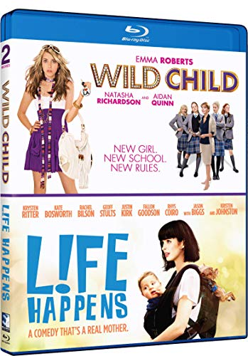 Wild Child & Life Happens - Double Feature [Blu-ray]