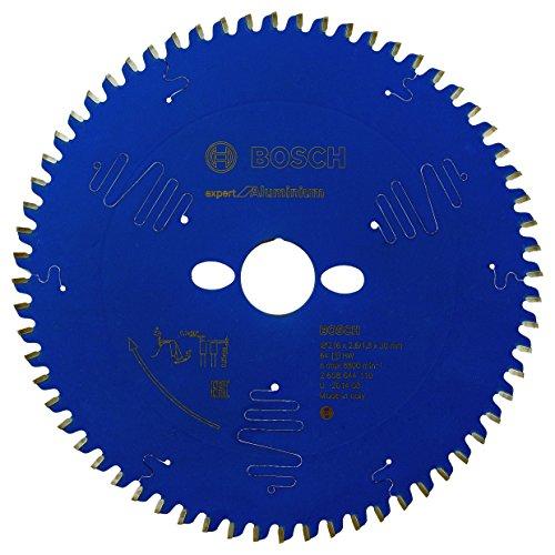 Preisvergleich Produktbild Bosch Kreissägeblatt Expert für Aluminium,  216 x 30 x 2, 6 mm,  Zähnezahl 64,  1 Stück,  2608644110