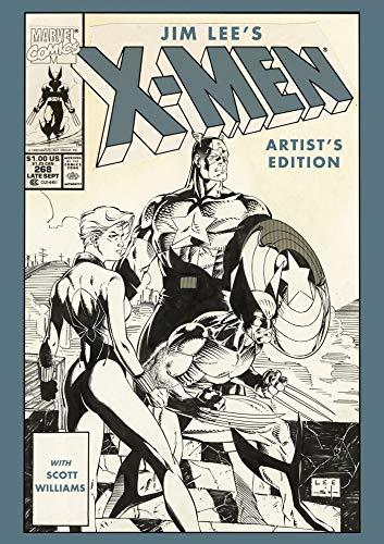 Jim Lee's X-Men Artist's Edition (Artist Edition)