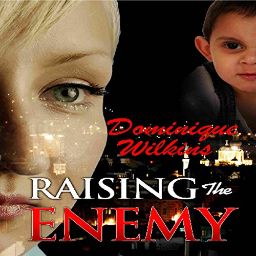 Raising the Enemy audiobook cover art