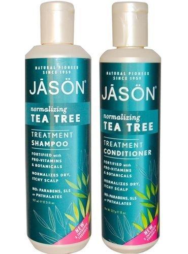 Jason Tea Tree Shampoo & Conditioner Duo by Jason