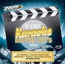 Zoom Karaoke CD+G - Ultimate Karaoke Movie Hits 1 - Mamma Mia, Grease, High School Musical By Zoom Karaoke (2008-10-08)