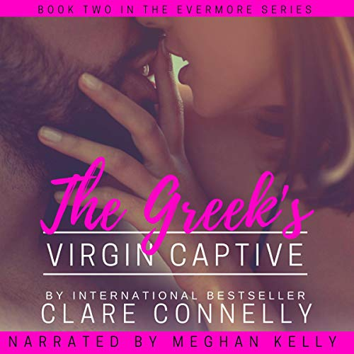 The Greek's Virgin Captive cover art