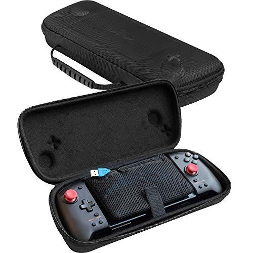 ButterFox Grip Carry Case for Hori Nintendo Switch Split Pad Pro Controller and ButterFox Dockable Grip