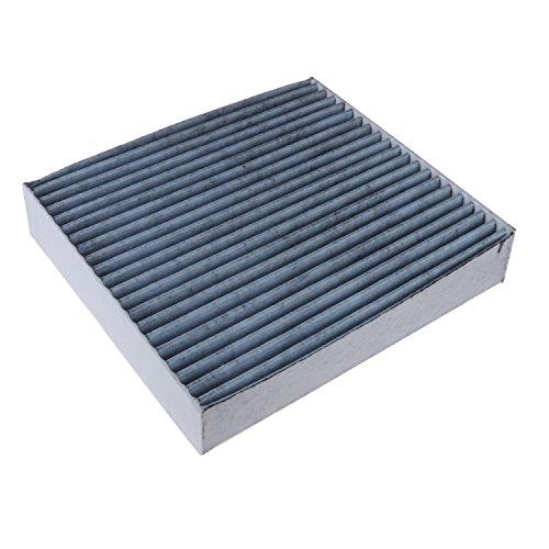 Blue Print ADC42508 Aktivkohlefilter / Innenraumfilter , 1 Stück