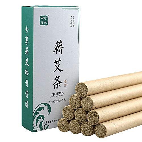 Li Shizhen Chen Moxibustion Stick Strips Moxa Cone Household Mugwort