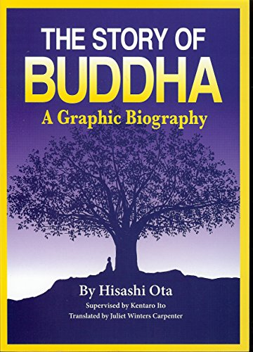 Story of Buddha: A Graphic Biography