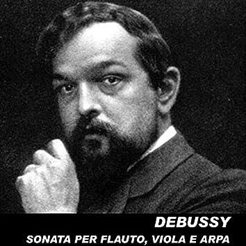 Sonata per flauto, viola e arpa