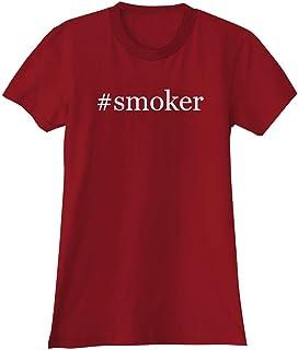 The Town Butler #Smoker - A Soft & Comfortable Hashtag Womens Junior Cut ...