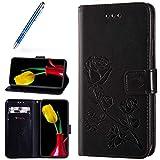 Robinsoni Cover Compatibile con Samsung Galaxy S3 Case Scintillare Glitters Lucido Portafo...