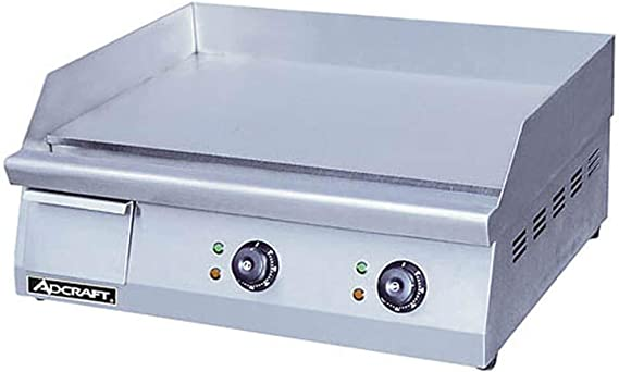 Adcraft GRID-24 24-Inch Countertop Griddle