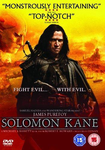 Solomon Kane [DVD] by James Purefoy
