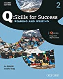 Q Skills for Success (2nd Edition). Reading & Writing 2. Student's Book Pack