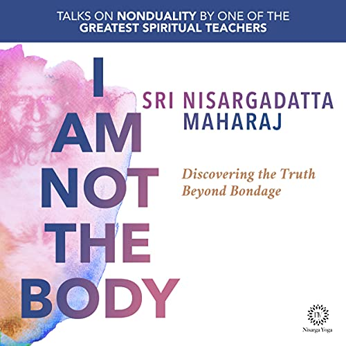 I Am Not the Body cover art