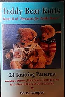 Teddy Bears Knits - Book II of