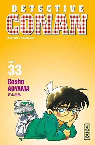 Détective Conan - Tome 33