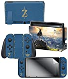 Controller Gear Nintendo Switch Skin & Screen Protector Set, Officially Licensed By Nintendo - The Legend of...