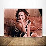 WallART007 Poster Helena Bonham Carter Poster Filmstar