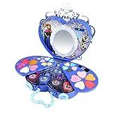 HEIRAO Kits cosméticos de Maquillaje para niños de 39 Piezas, Juego de Maquillaje Disney Frozen Series para niñas, Regalo de cumpleaños