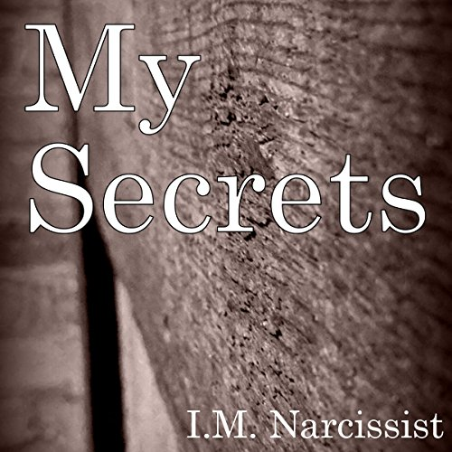 My Secrets audiobook cover art